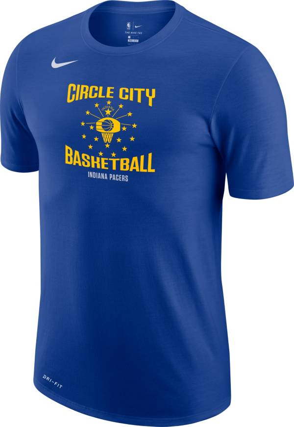 Nike Men's 2020-21 City Edition Indiana Pacers Dri-FIT Mantra T-Shirt product image
