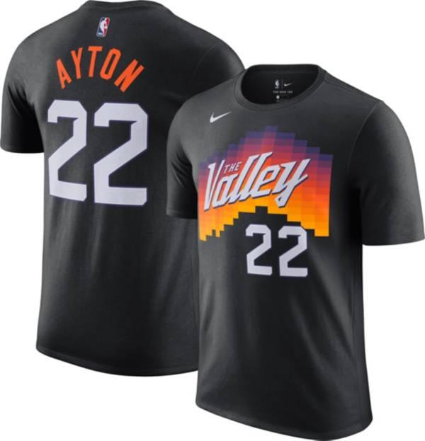 Nike Men's 2020-21 City Edition Phoenix Suns Deandre Ayton #22 Cotton T-Shirt product image