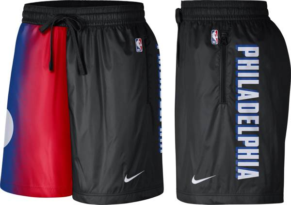 Nike Men's 2020-21 City Edition Philadelphia 76ers Dri-FIT Swingman Shorts product image