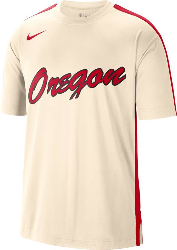 Nike Men's 2020-21 City Edition Portland Trail Blazers Dri-FIT Shooter T-Shirt product image