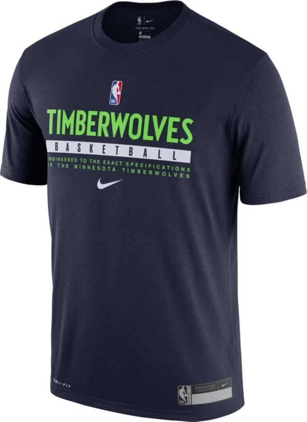 Nike Men's Minnesota Timberwolves Dri-FIT Practice T-Shirt product image