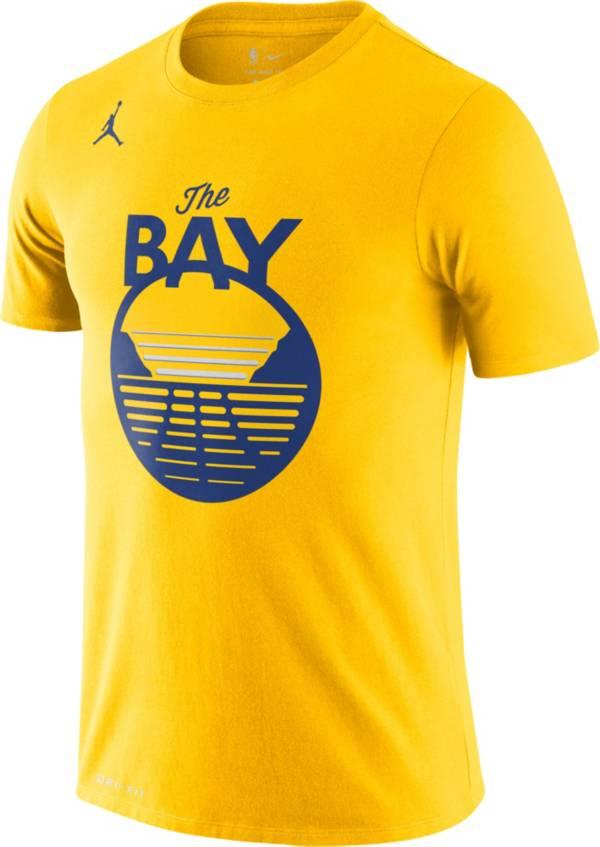 Jordan Men's Golden State Warriors Dri-FIT Statement Edition T-Shirt product image