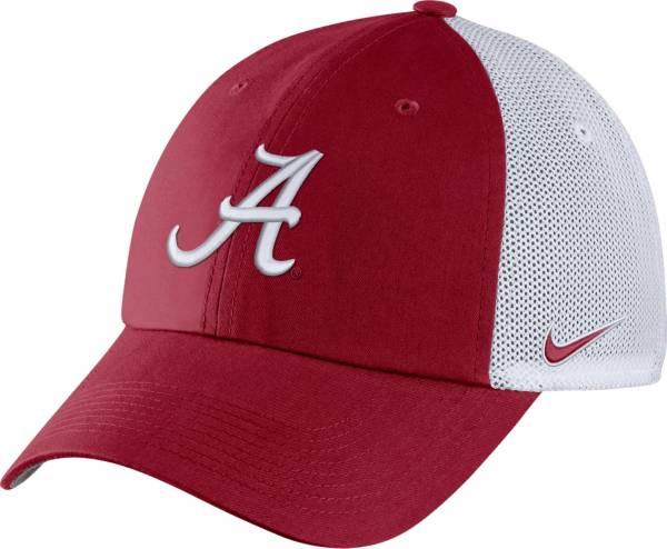 Nike Men's Alabama Crimson Tide Crimson Heritage86 Logo Hat product image