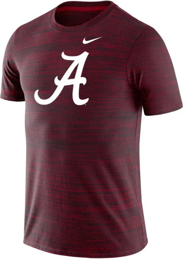 Nike Men's Alabama Crimson Tide Crimson Velocity Performance T-Shirt product image