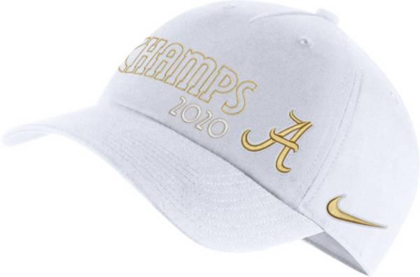Nike Men's 2020 National Champions Alabama Crimson Tide Locker Room Hat product image