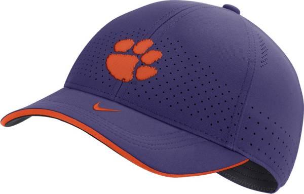Nike Men's Clemson Tigers Regalia Low-Pro L91 Adjustable Hat product image