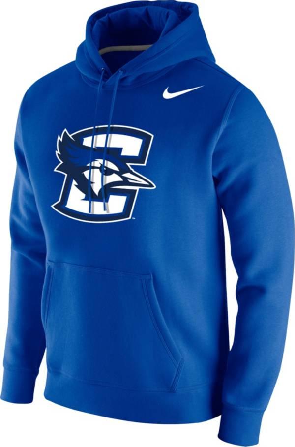 Nike Men's Creighton Bluejays Blue Club Fleece Pullover Hoodie product image