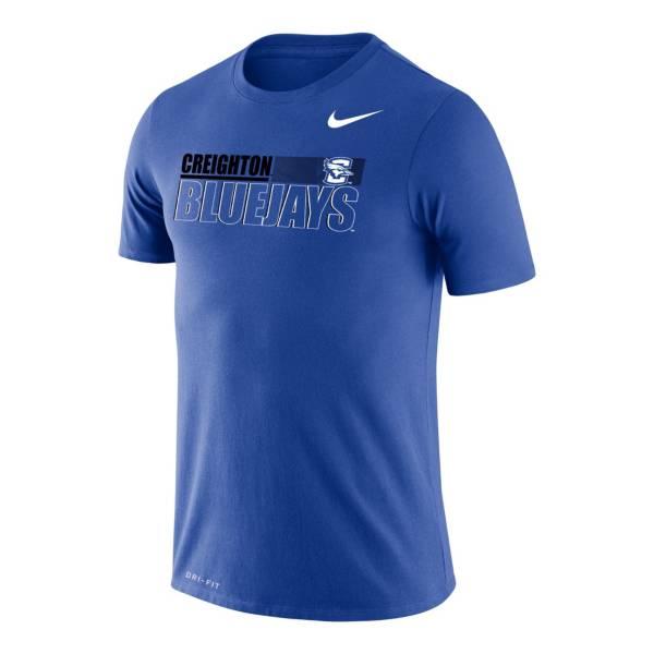 Nike Men's Creighton Blue Legend Performance T-Shirt product image