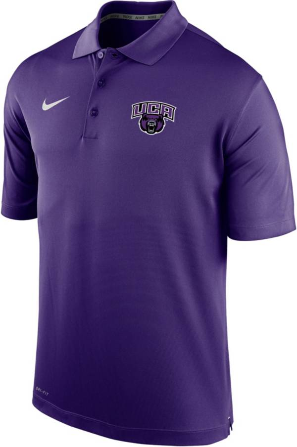 Nike Men's Central Arkansas Bears  Purple Varsity Polo product image