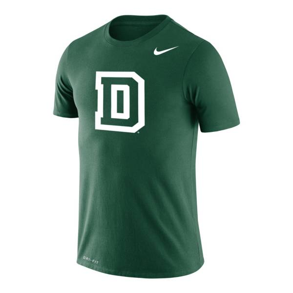 Nike Men's Dartmouth Darmouth Green Logo Legend Performance T-Shirt product image