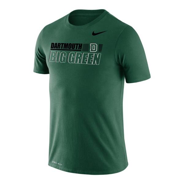 Nike Men's Dartmouth Darmouth Green Legend Performance T-Shirt product image