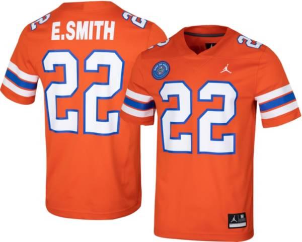 Jordan Men's Emmitt Smith Florida Gators #22 Orange 'Ring Of Honor' Replica Football Jersey product image