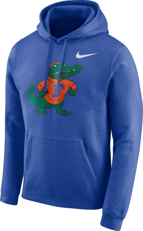 Nike Men's Florida Gators Blue Club Vault Pullover Hoodie product image