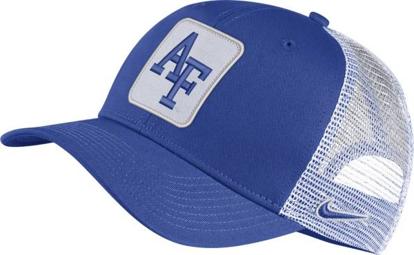 Nike Men's Air Force Falcons Blue Classic99 Trucker Hat product image