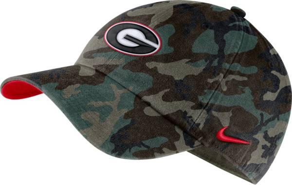 Nike Men's Georgia Bulldogs Camo Washed Heritage86 Hat product image
