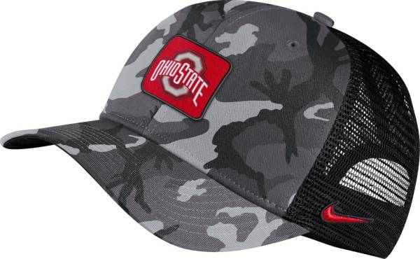Nike Men's Ohio State Buckeyes Camo Classic99 Adjustable Hat product image