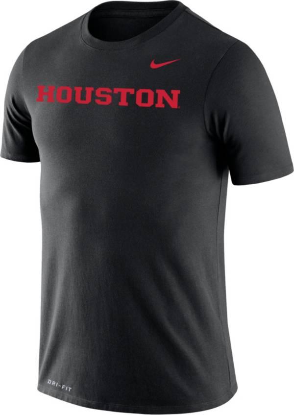 Nike Men's Houston Cougars Red  T-Shirt product image