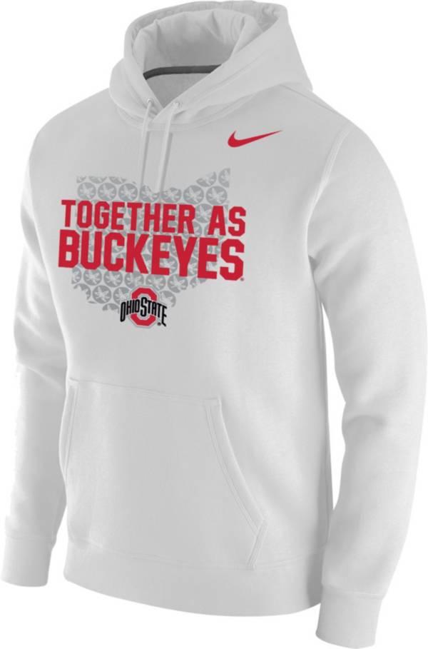 Nike Men's Ohio State Buckeyes Fan Pullover Hoodie product image