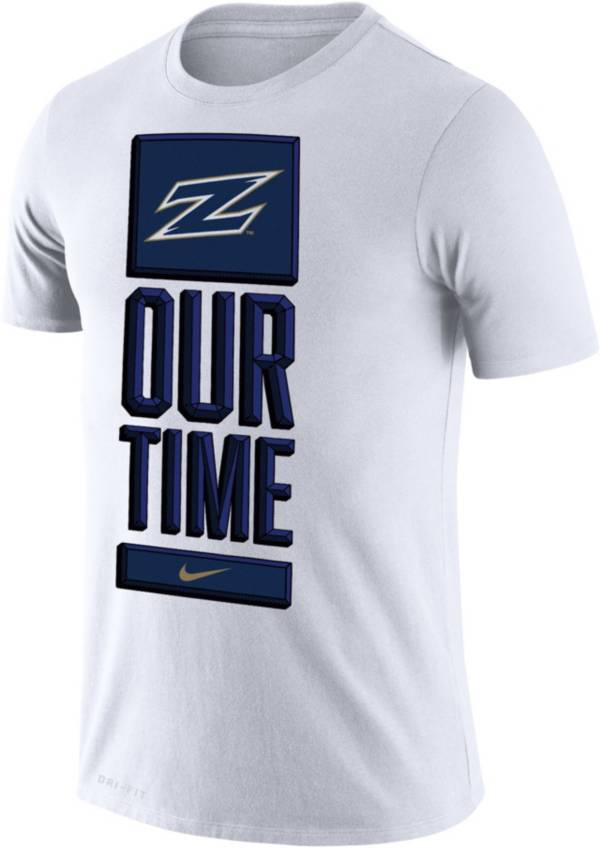 Nike Men's Akron Zips 'Our Time' Bench White T-Shirt product image