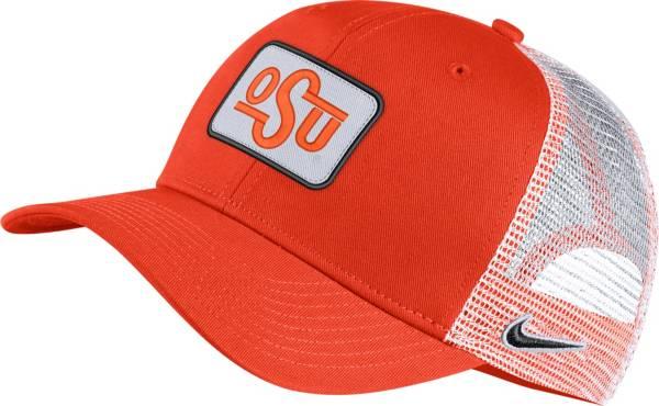 Nike Men's Oklahoma State Cowboys Orange Classic99 Trucker Hat product image