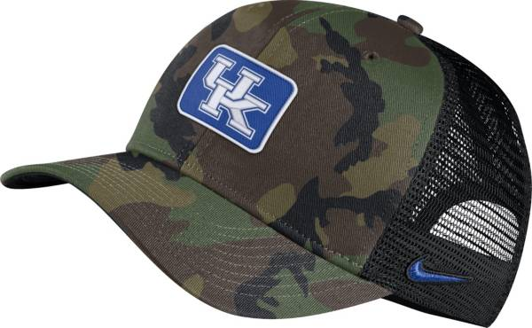 Nike Men's Kentucky Wildcats Camo Classic99 Adjustable Hat product image