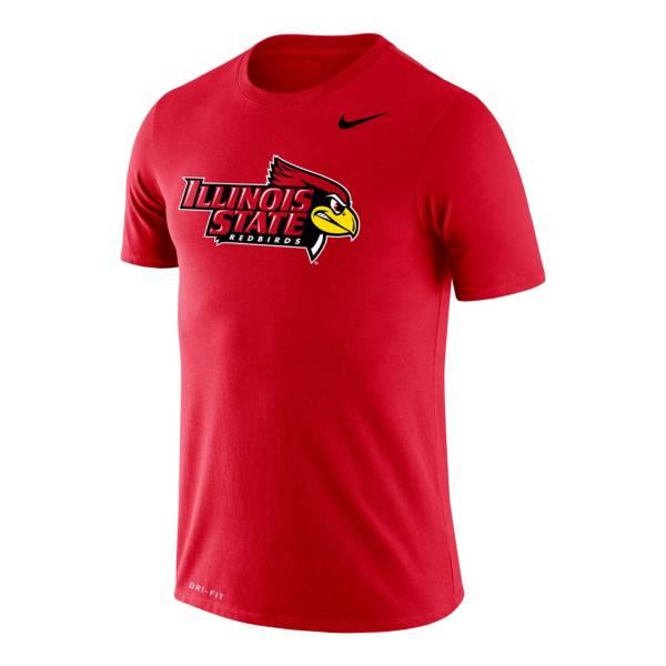 Nike Men's Illinois State Red Logo Legend Performance T-Shirt product image