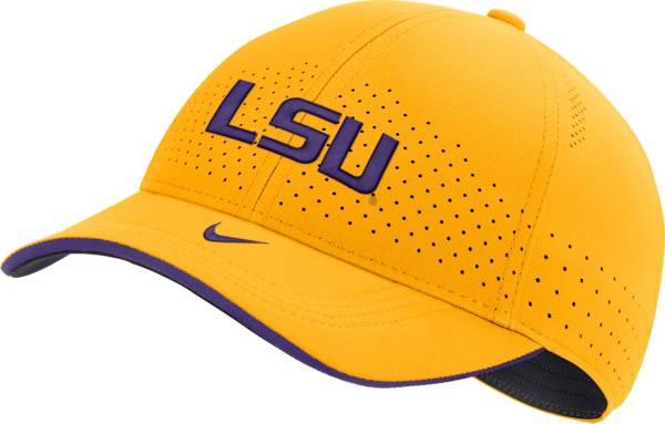 Nike Men's LSU Tigers Gold Low-Pro L91 Adjustable Hat product image