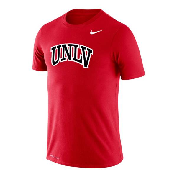 Nike Men's UNLV Rebels Red Legend Logo T-Shirt product image
