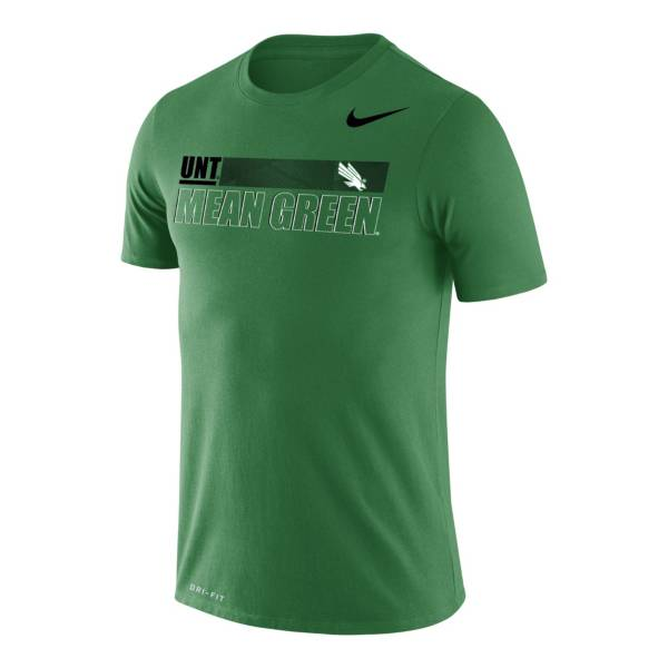 Nike Men's North Texas Green Legend Performance T-Shirt product image
