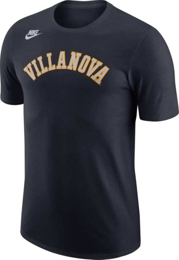 Nike Men's Villanova Wildcats Navy Retro T-Shirt product image