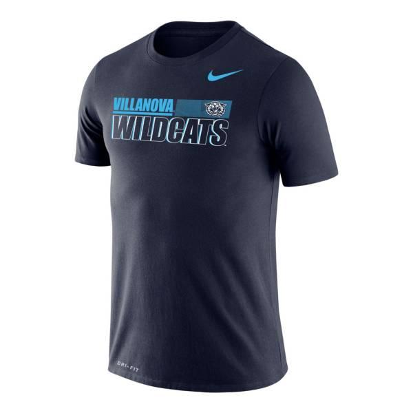 Nike Men's Villanova Navy Legend Performance T-Shirt product image