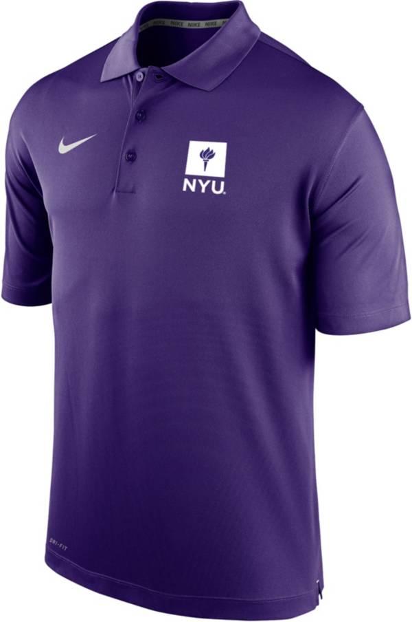 Nike Men's NYU Violets NYU Varsity Varsity Polo product image