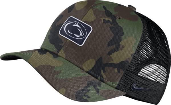 Nike Men's Penn State Nittany Lions Camo Classic99 Adjustable Hat product image