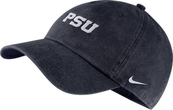 Nike Men's Penn State Nittany Lions Blue Washed Heritage86 Hat product image