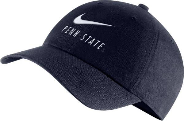 Nike Men's Penn State Nittany Lions Blue Heritage86 Adjustable Hat product image