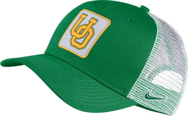 Nike Men's Oregon Ducks Green Classic99 Trucker Hat product image