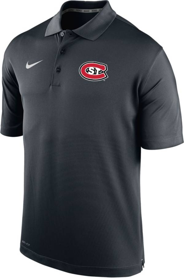 Nike Men's St. Cloud State Huskies Varsity Black Polo product image
