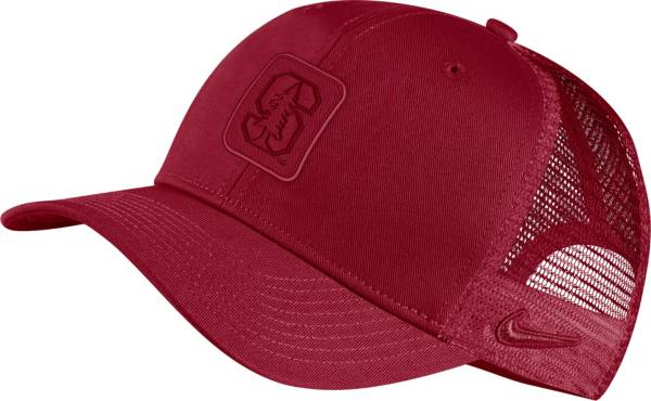 Nike Men's Stanford Cardinal Classic99 Trucker Cardinal Hat product image