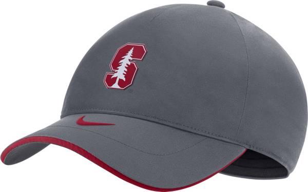 Nike Men's Stanford Cardinal Grey Legacy91 Shield Adjustable Hat product image
