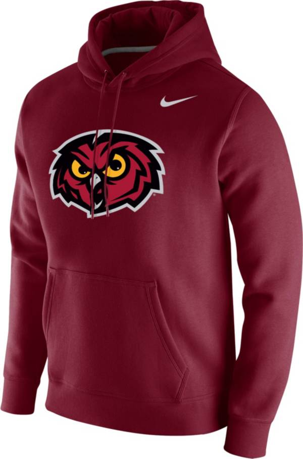 Nike Men's Temple Owls Cherry Club Fleece Pullover Hoodie product image