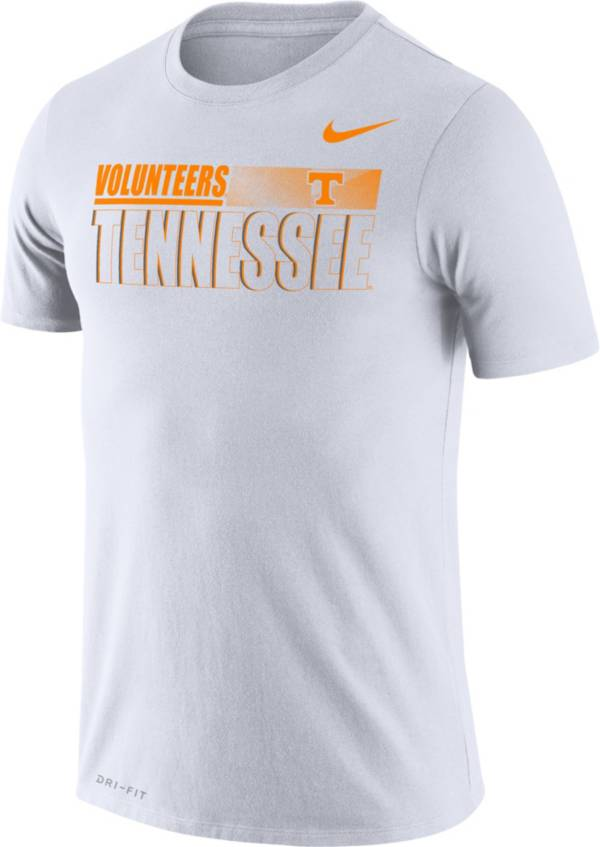 Nike Men's Tennessee Volunteers Legend Team Issue Football White T-Shirt product image