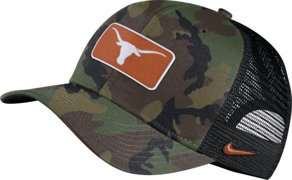 Nike Men's Texas Longhorns Camo Classic99 Adjustable Hat product image