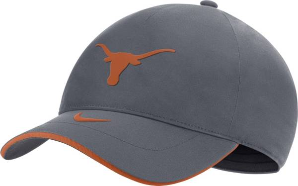 Nike Men's Texas Longhorns Grey Legacy91 Shield Adjustable Hat product image