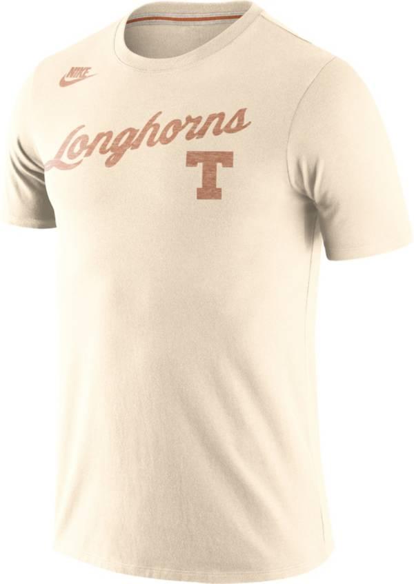 Nike Men's Texas Longhorns Retro White T-Shirt product image