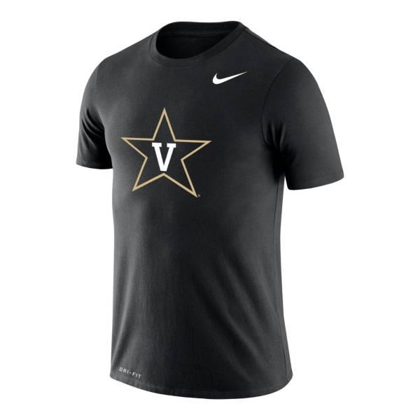 Nike Men's Vanderbilt Commodores Black Legend Logo T-Shirt product image