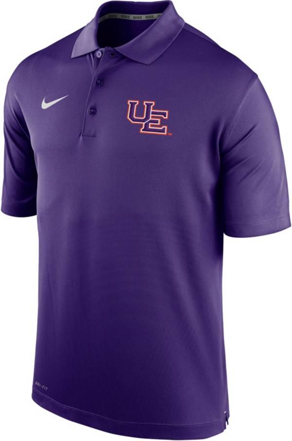 Nike Men's Evansville Purple Aces Purple Varsity Polo product image