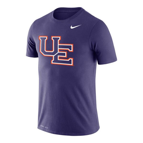 Nike Men's Evansville Purple Aces New Orchid Legend Logo T-Shirt product image