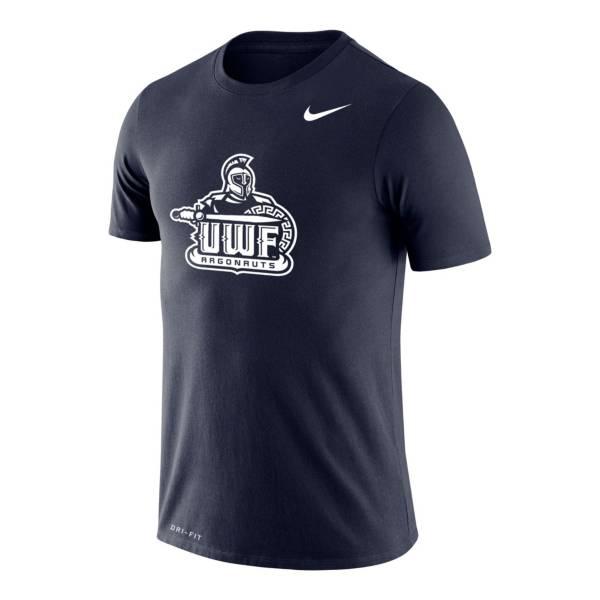 Nike Men's West Florida Argonauts Navy Legend Logo T-Shirt product image