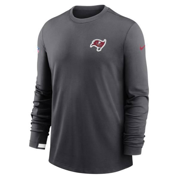 Nike Men's Tampa Bay Buccaneers Sideline Dri-Fit Long Sleeve T-Shirt product image