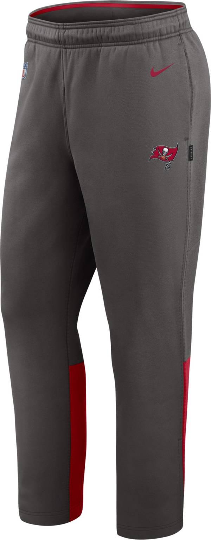 Nike Men's Tampa Bay Buccaneers Sideline Logo Pewter Woven Pants product image